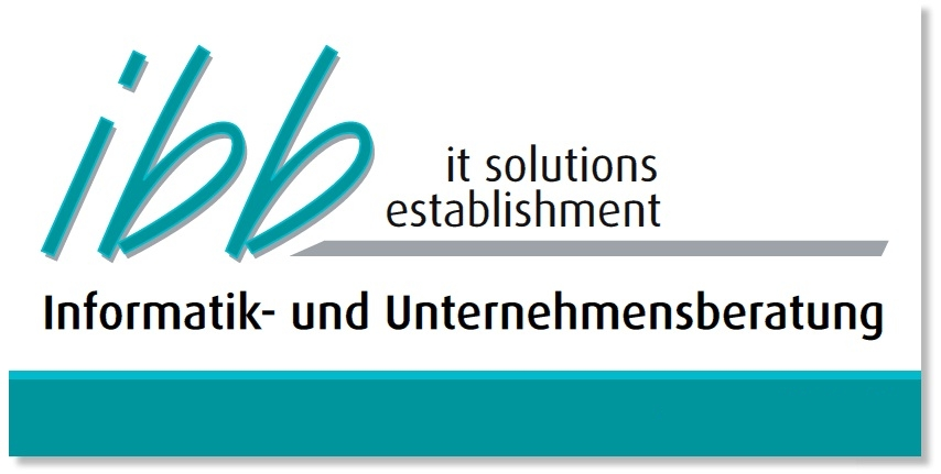Logo ibb it solutions